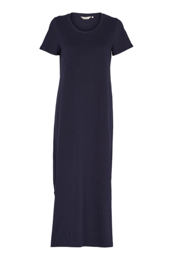Basic Apparel, Rebekka, Dress, Navy