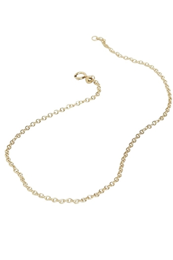 Trine Tuxen, Chubby Chain, Necklace