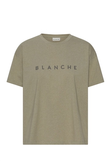 Blanche, Main, T-shirt