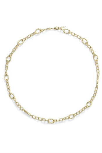 ANNI LU, Unchain me Necklace, Gold